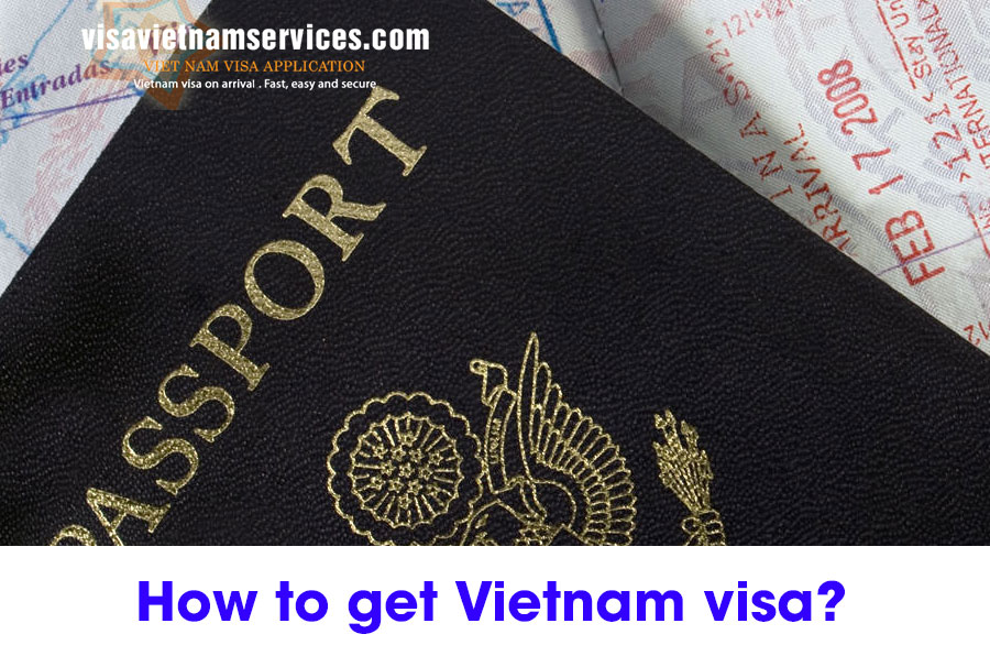How to get Vietnam visa from France